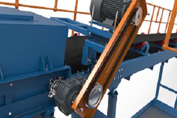 SKE conveyor