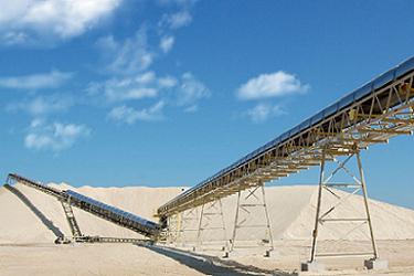 تعمل بالطاقة قابلة للتمديد شاحنة / بارج تحميل الحزام الناقل تلسكوبي