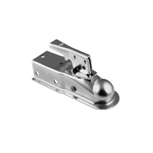 Trailer Tongue Coupler Straight 2 Inch