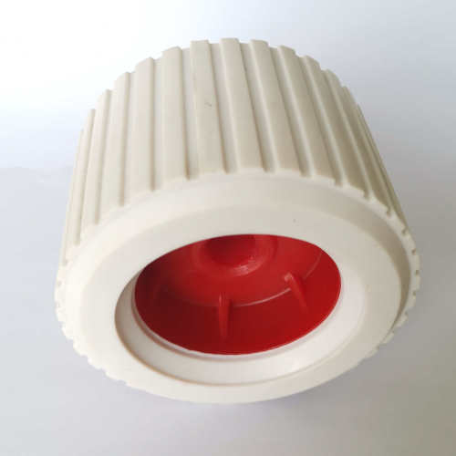 Kit de ruedas de rodillos oscilantes para remolque de barcos