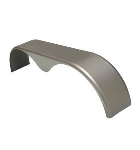 Teardrop Tandem Axle Trailer Fenders Aluminium Steel