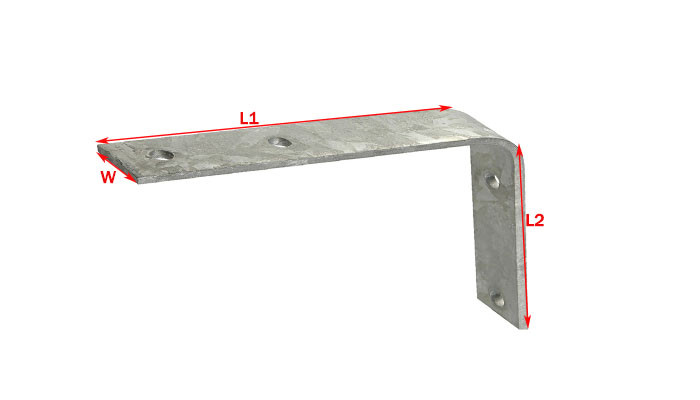 Trailer Fenders Mounting Brackets