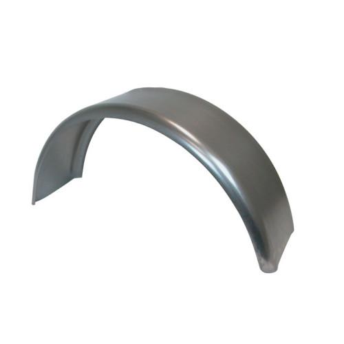Trailer Guardabarros Checker Placa de aluminio