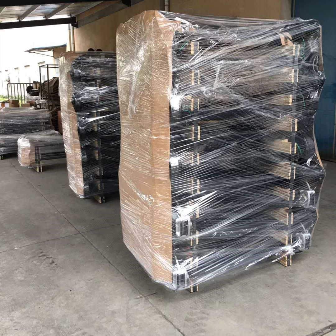 Boat trailer Drop Axles package