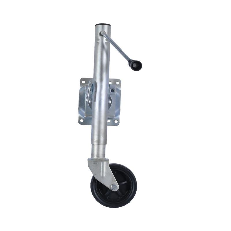 8 Inch Swivel Jockey Wheel Stand Side Wind