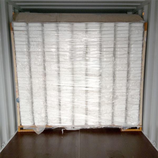 Aluminium trailer fenders package