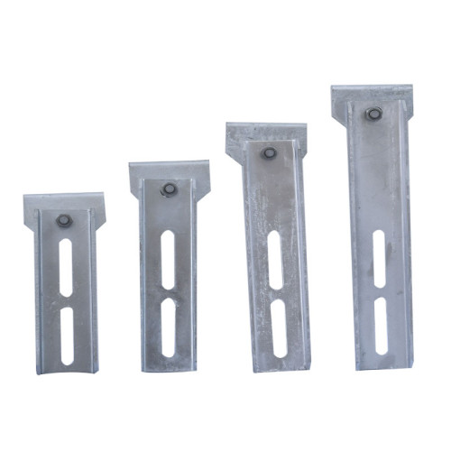 Boat Trailer Bunk Support Brackets Custom Size