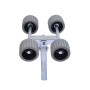 Boat Trailer Wobble Roller Brackets Parts Assembly