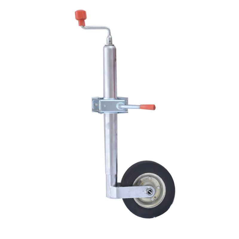 Rubber Jockey Wheel Stand Small 42mm