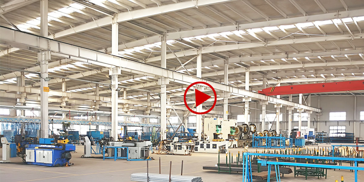 Boat Trailer parts factory