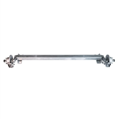 Galvanized Boat Trailer Torsion Axle With Disc Brake 3500lbs