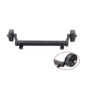 Rubber Torsion Axle From Manufacturer
