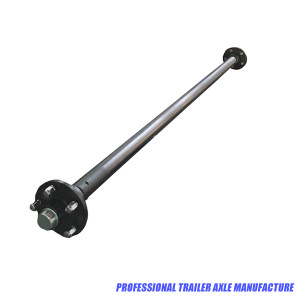3500 LB Trailer Axle Kit With Idler Hub