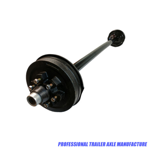 6000 lb Trailer Axle With Electric Brakes