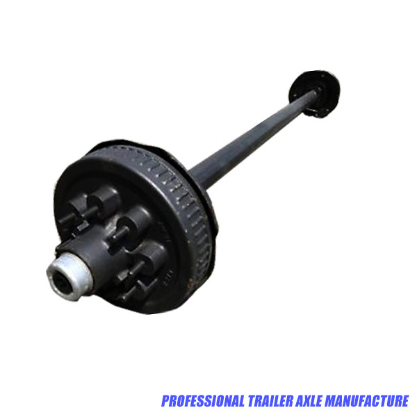 7000 lb Trailer Axle With Electric Brakes