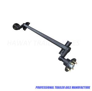 2200 lb Small Rubber Tosion Trailer Axle