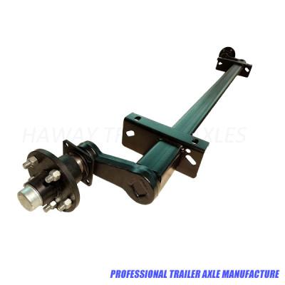 3500 lb Trailer Torsion Axle Kit Rubber Suspension