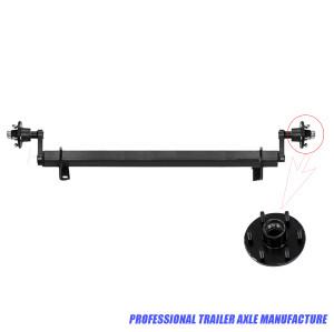 5200 lb Torsion Bar Trailer Axle Kits