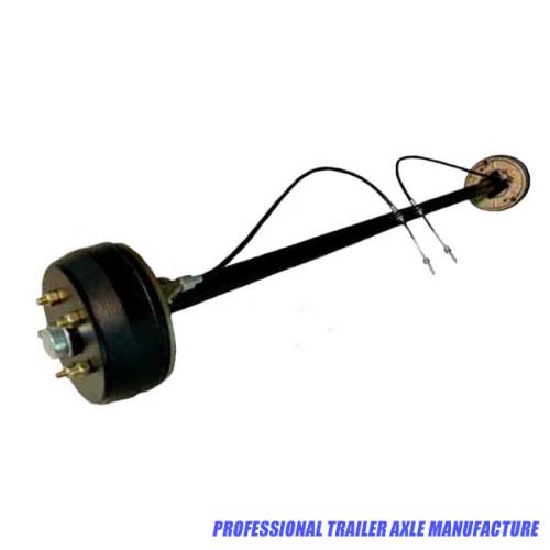 Mechanical Braked Trailer Axles Wholesale