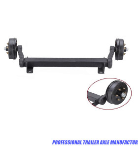Rubber Torsion Axle Hydraulic Brake From Manufacturer