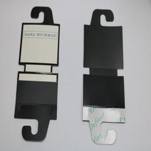 Fashion necklace card
