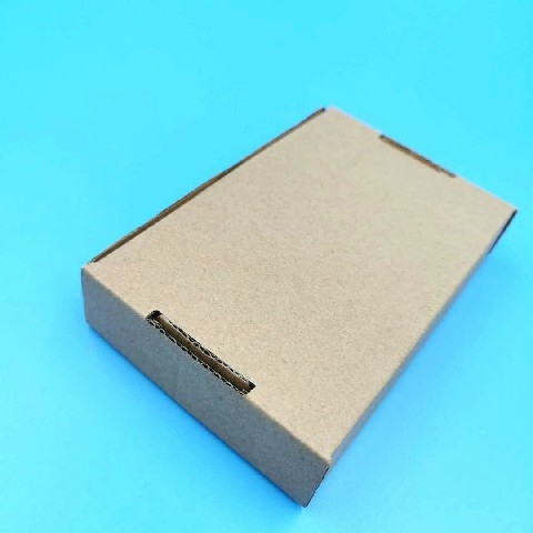 Custom Logo Foldable Corrugated Small Carton Clothes Gift Mailer Box Cardboard Packing Boxes for Shipping