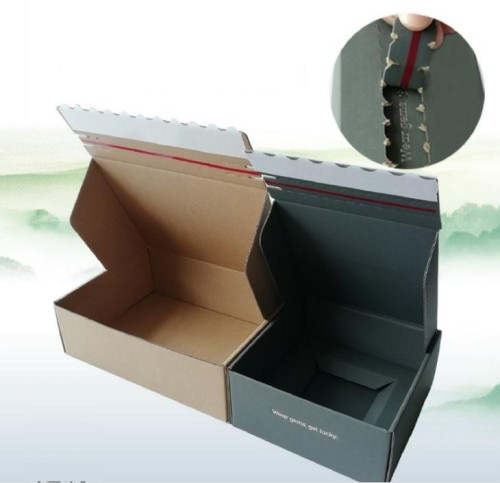 Professional Manufacturer Wholesaler Printed Cardboard Zipper Type Airplane Box