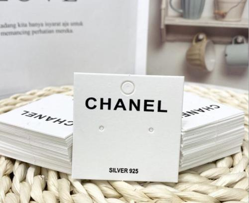 Earring card paper card wholesale