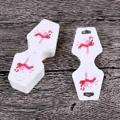 Earrings Earrings Necklaces Anklets Bracelets Display Paper Card