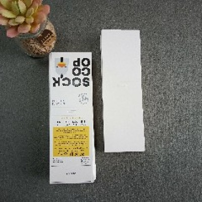 Socks Clothing Packaging Display Brand Label Tag Cards Wholesale