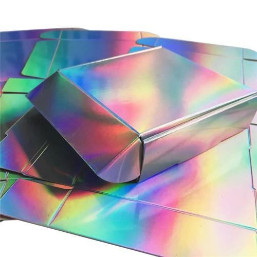 Laser Packaging Carton Storage Box Fashing Box