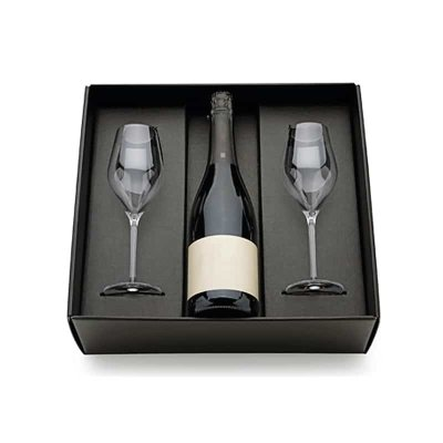 High-End Custom Red Wine Gift Box