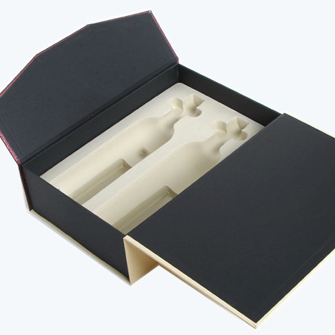 High-End Custom Red Wine Gift Box