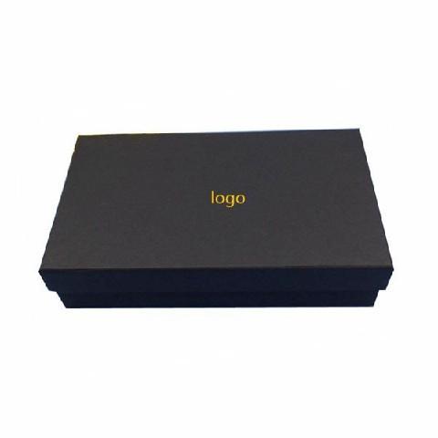 Bubble Insert Black Carton Custom Packaging Box Gift Box