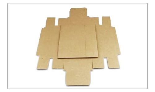 Cardboard Black and White Kraft Paper Foldable Sliding Drawer Gift Box