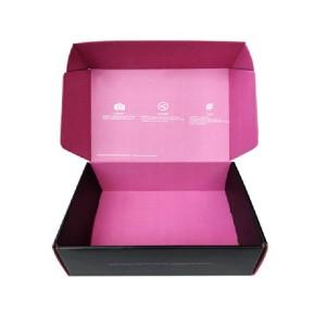 High-End Custom Gift Box Packaging Box Printing Box