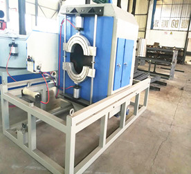 500mm PVC Drainage Pipe Extrusion Line