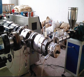 3-Layer UPVC Pipe Extrusion Line