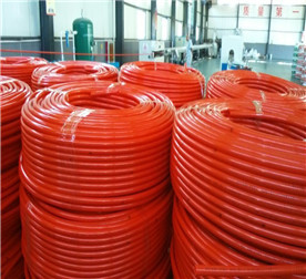 PERT PEX Pipe Production Line for Floor Heating