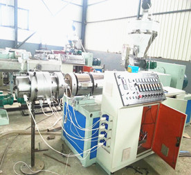UPV Water Supply Pipe Extrusion Line