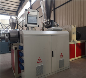 PVC Drainage Pipe Extrusion Line