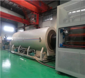 1680mm super big diameter pipeline production line