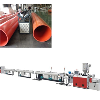 Super big molecular UHMWPE Pipe Extrusion Line