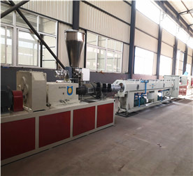 PVC-U Water Pipe Extrusion Line for Pressure Pipes & NonPressure Pipes