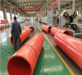 Lifesaving Pipe Production Line for Tunnel