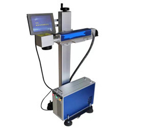 Laser Marking Machine for PVC Pipe HDPE Silent Pipe PPR pipe