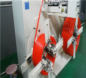 Pipe Winder Machine