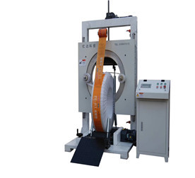 Packing machine for PERT pipe