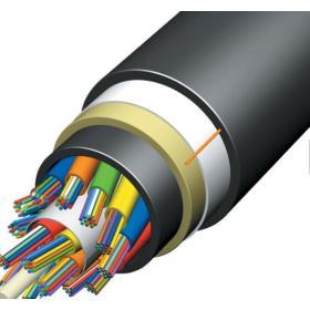 FTTH Outdoor ADSS 24 Cable de fibra óptica ADSS de 48 núcleos