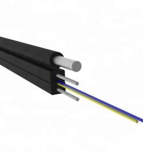 Interior 1 2 4 6 8 Cable de bajada de fibra óptica FTTH de núcleo